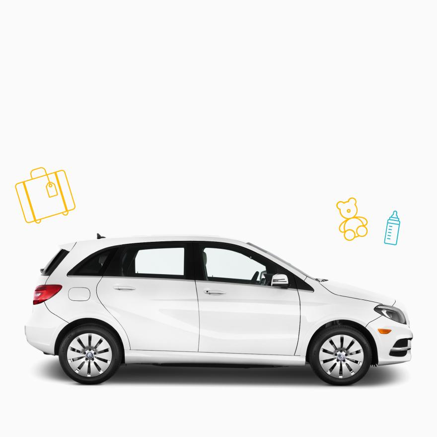 Auto familiari e station wagon usate