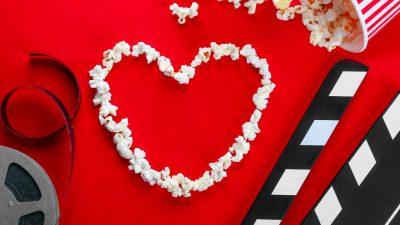 Scene romantiche in auto nel cinema