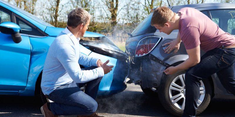 incidente con auto a noleggio che fare