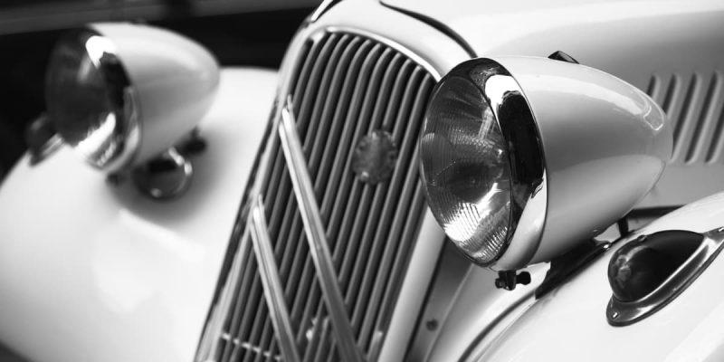 Come assicura un'auto d'epoca