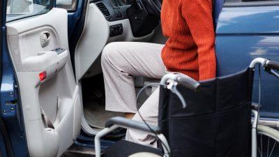 Detrazioni auto disabili
