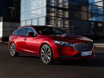 Mazda Mazda6 prezzo e caratteristiche