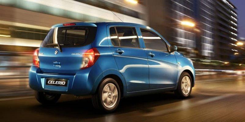 Suzuki Celerio prezzo e allestimenti