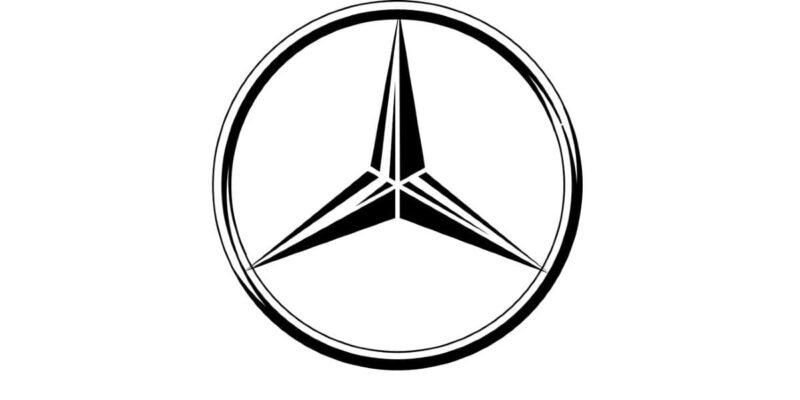 La storia del logo Mercedes Benz