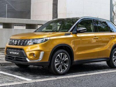 Suzuki Vitara prezzo e caratteristiche