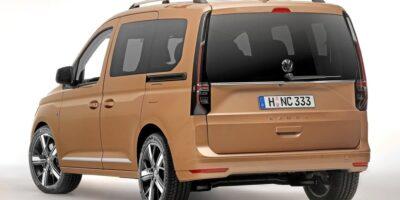 Volkswagen Caddy: prezzo e caratteristiche