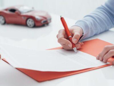 I documenti per rottamare un'auto