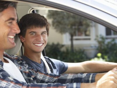 Donazione auto padre e figlio