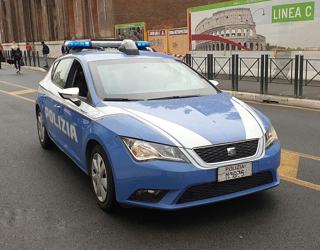 Auto Della Polizia La Storia Della Squadra Volante Brumbrum Blog
