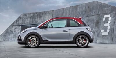 Opel Adam scheda tecnica