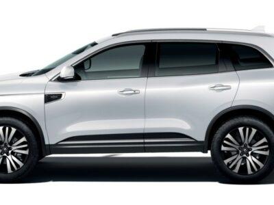 Renault Koleos prezzo e scheda tecnica