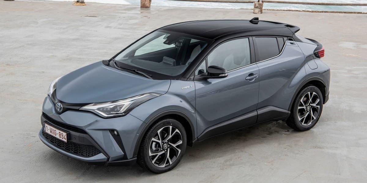Toyota C-HR migliori suv ibridi