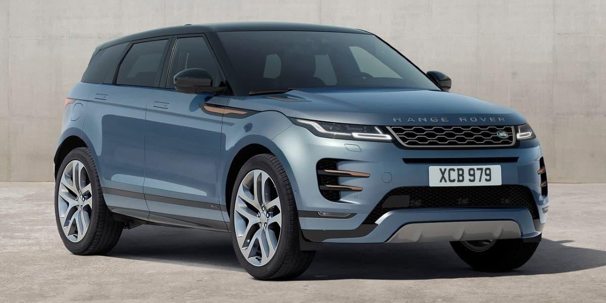 Land Rover Range Rover Evoque SUV ibridi