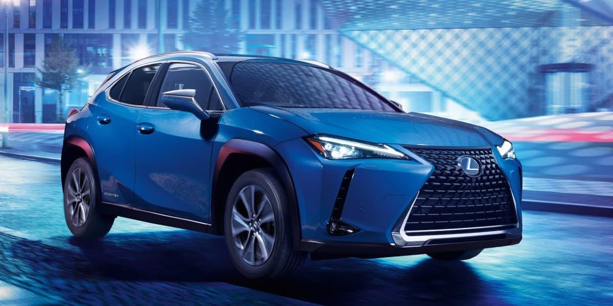 Lexus UX migliori SUV ibridi