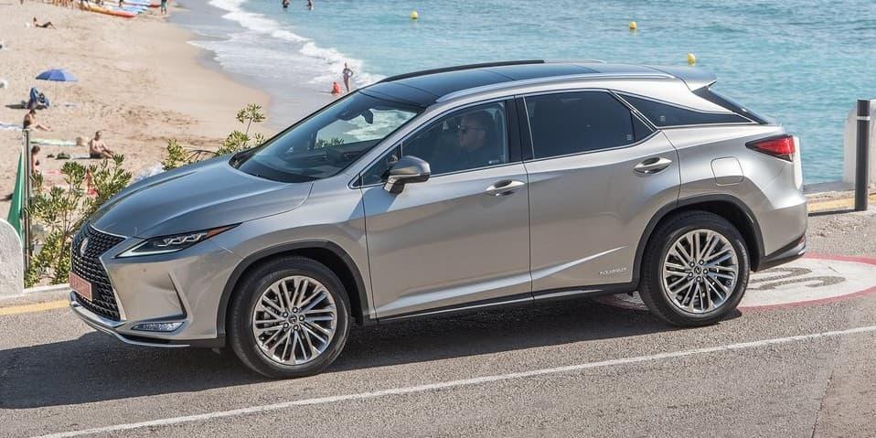 Lexus RX migliori SUV ibridi