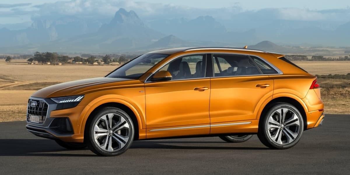 Audi Q8 SUV ibridi