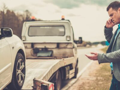 Come vendere un'auto incidentata