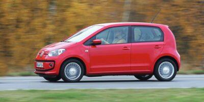 Prezzi e caratteristiche di Volkswagen Up! Eco