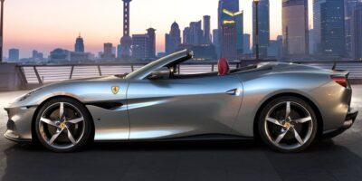 Ferrari Portofino prezzo e caratteristiche