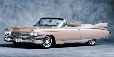 Cadillac Eldorado del 1959