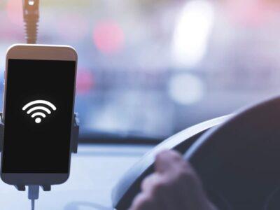 wi-fi in auto come fare