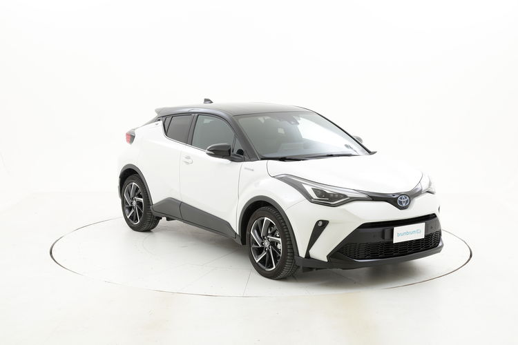 Toyota C-hr a noleggio a lungo termine
