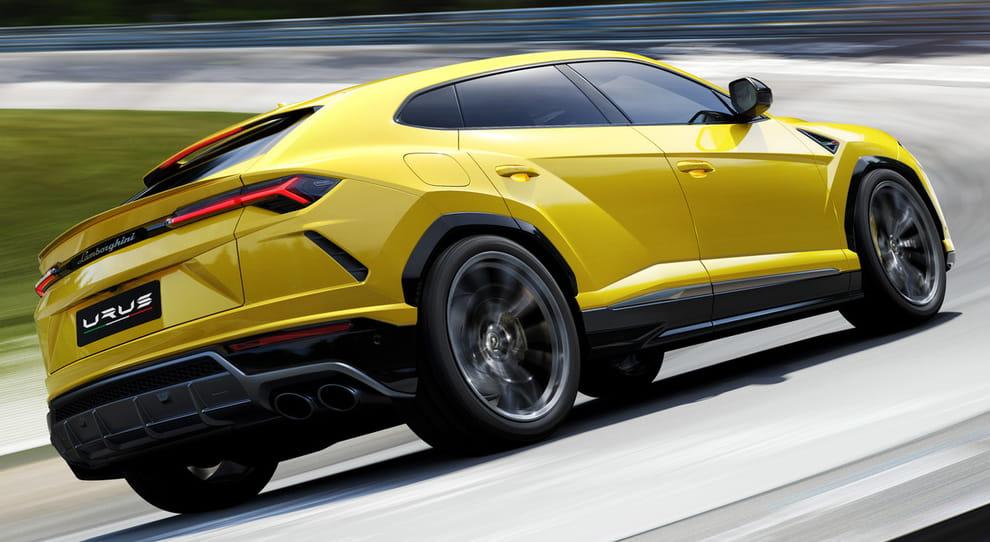 Motori e prestazioni Lamborghini urus