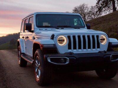 Nuova Jeep Wragler, prezzo e scheda tecnica