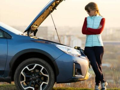 Cosa fare in caso di guasto auto a noleggio