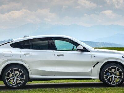 BMW X6 motore e allestimenti