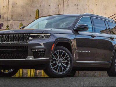Jeep Grand Cherokee motore e prestazioni