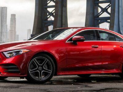 Mercedes Benz CLS motore e prestazioni