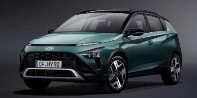 Hyundai Bayon prezzo e caratteristiche del SUV