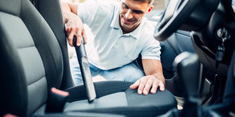 Aspirapolvere per auto