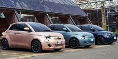 Fiat 500 elettrica 2021 colori e allestimenti