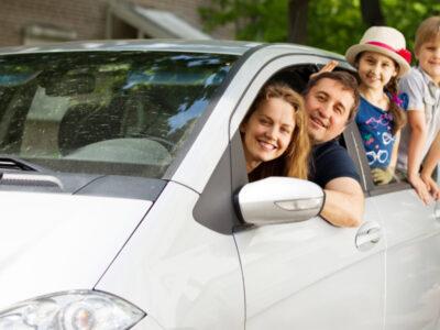 Migliori auto famigliari a noleggio