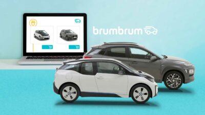 auto elettriche usate più vendute online