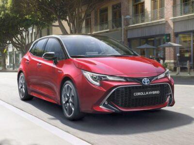 Toyota Corolla auto piu venduta al mondo