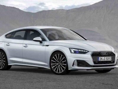 Audi A5 Sportback MY 2021
