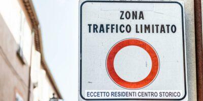 ZTL Genova mappa e orari