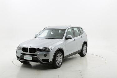 BMW X3 usata del 2015 con 92.314 km
