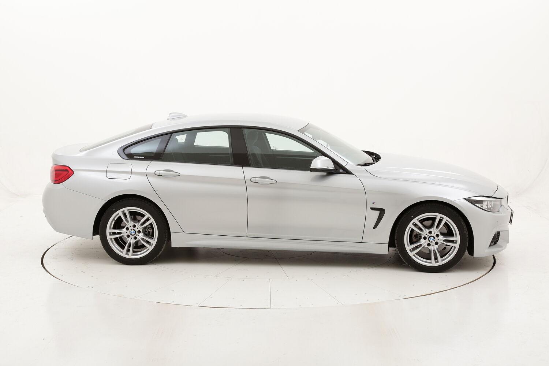 BMW Serie 4 420d Msport usata del 2017 con 43.298 km