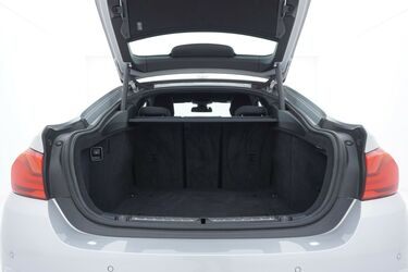 Bagagliaio di BMW Serie 4