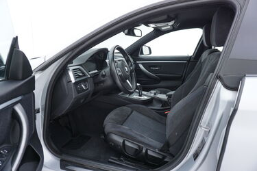 Sedili di BMW Serie 4