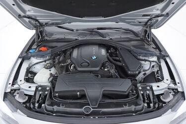 Vano motore di BMW Serie 4