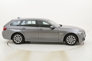 BMW Serie 5 520d xDrive Touring Business aut. usata del 2016 con 111.878 km