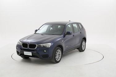 BMW X3 usata del 2015 con 69.473 km