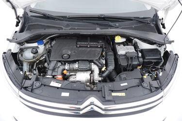 Vano motore di Citroen C3
