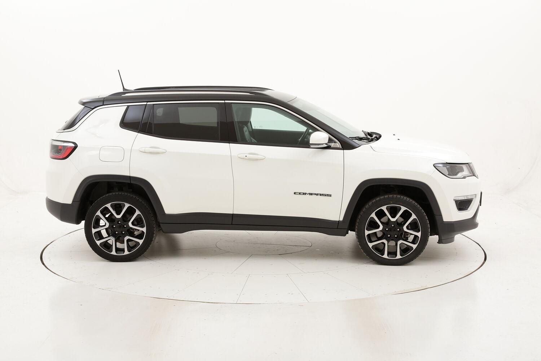Jeep Compass Limited 4WD aut. usata del 2017 con 42.570 km