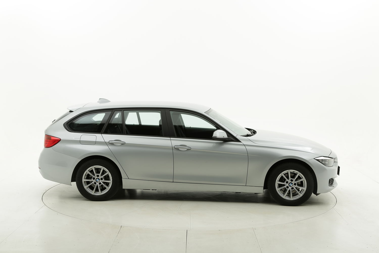BMW Serie 3 usata del 2015 con 86.009 km